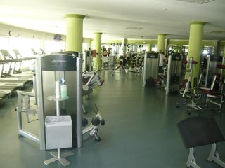 Puerto Vallarta condo photo - Health and Fitness Center with Lap pool, 5 tennis courts, and full amenities