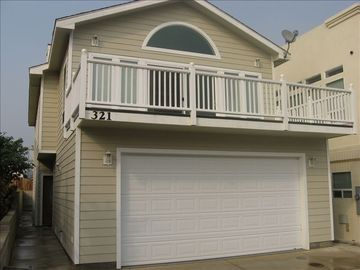 Oceano house rental - Front of Home