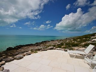 Providenciales - Provo villa photo - The view isn't bad down there either.