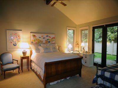 Sun Valley house rental - A SECOND MASTER SUITE