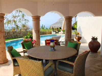 Casa La Calma 4 Bedroom Ocean & Golf Course View Cabo del Sol