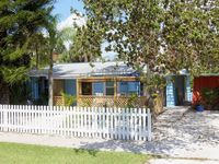 Siesta Key Blue Cottage - from $93 per night, based on one week occupancy.