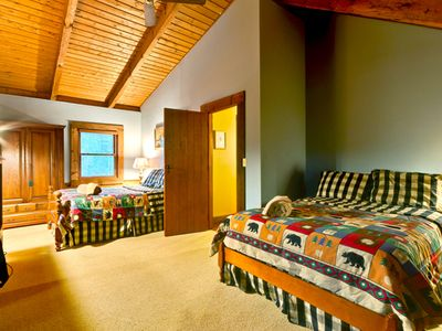 Hot Springs cabin rental - .