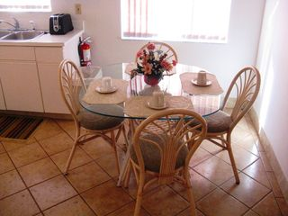 Kissimmee house photo - Eat in kitchen nook