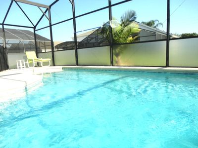 Restful Dreams Villa - Three bedroom, Two bath beautifully decorated pool home!