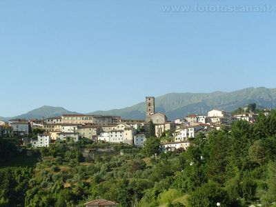 Coreglia Antelminelli villa rental - Coreglia Antelminelli is an interesting, safe vill