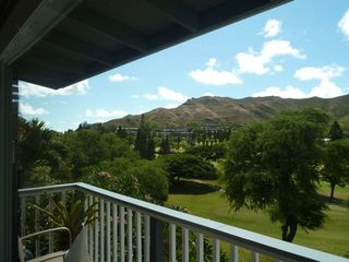 Kailua studio photo - View from balcony toward east Lanikai beach just two minutes away