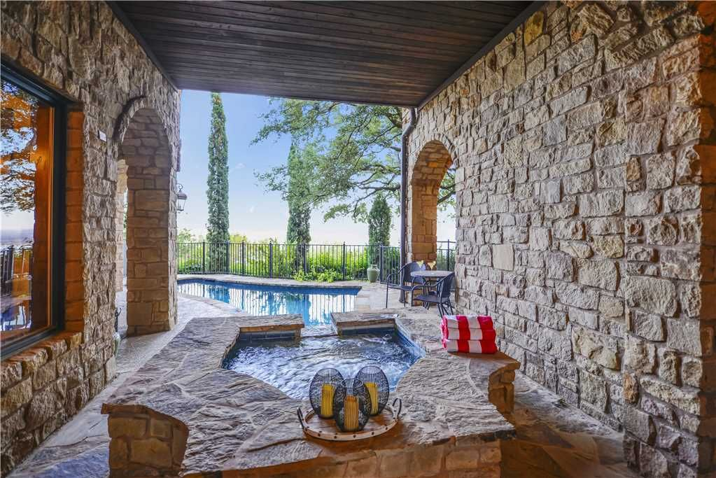 NEW! Windy Point Oasis - Lake Travis Sunset Views w/ Pool and Hot Tub