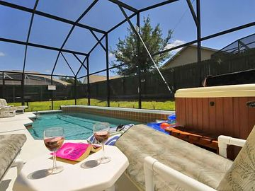 Clermont house rental - Soak up the glorious Florida sunshine all day long