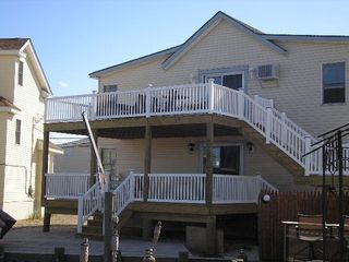 Manahawkin house photo - Rear of house
