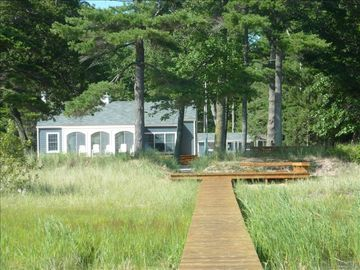 East Tawas cottage rental - Cottage View