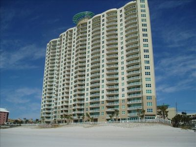 AQUA, beautiful new condominium on Panama City Beach, Florida