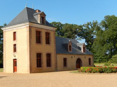 "Luxury cottage in Sarthe, with pool, (""5 Epis"" Gîtes de France)"