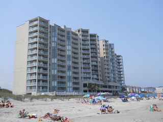 Garden City Beach condo photo - One Ocean Place