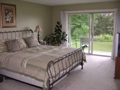 master bedroom with jack and jill BR