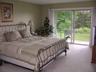 Whitefield house photo - master bedroom with jack and jill BR