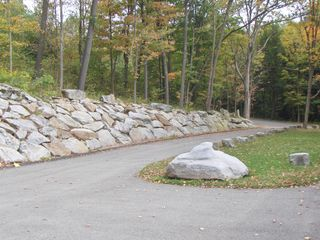 Seven Springs house photo - Why Stone Drive?