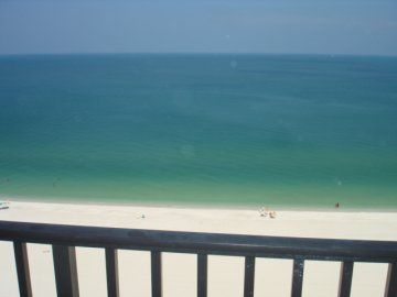 Seawinds condo rental - Your view every day!