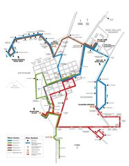 Sun Valley condo photo - Bus Map