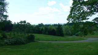 Culpeper cottage photo - View of Blue Ridge Mountains off Front Porch.