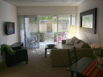 Old Town Scottsdale condo rental - Cable and high speed internet access available throughout