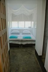 Bonaire villa photo - Bedroom 1 Upstairs