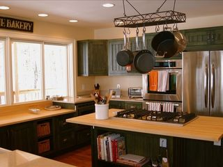 Chittenden house photo - Gourmet kitchen with steam oven