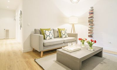 Photo for 2BR Apartment Vacation Rental in Madrid, 2