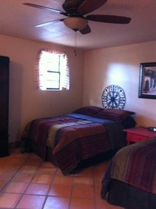 .La Casita - Bedroom - 2 Full size beds