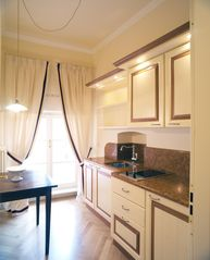 Parma hotel photo - Kitchenette