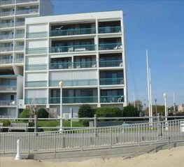 Virginia Beach condo photo - Condo is on the Right, Second from Top