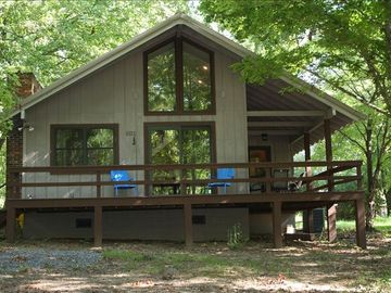 Lake Barkley cabin rental - Street View