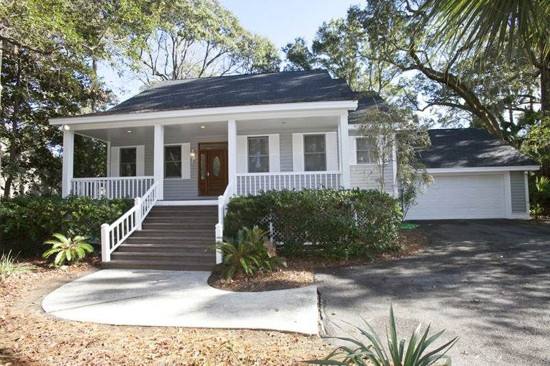 Lovely Lowcountry Cottage Style House With A Vrbo