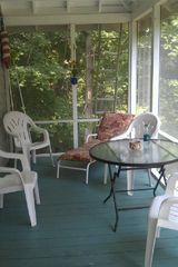 Little Diamond Island cottage photo - Screened in porch