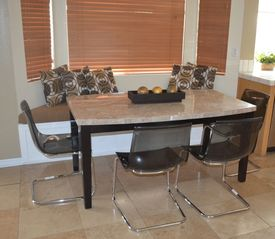 Las Vegas house photo - Casual Breakfast Nook / Game Table