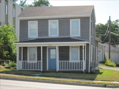 Ann Arbor house rental - The historic Plank Road Tollhouse.