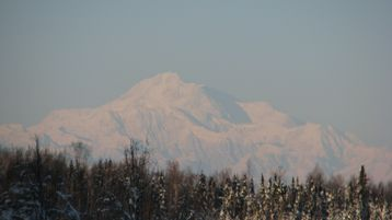 DENALI FROM WILLOW FISHHOOK RD