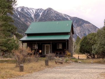Buena Vista cabin rental - Bighorn On The Wilsey: Private ~ Secluded ~ Quiet ~ Hike, Fish, Relax
