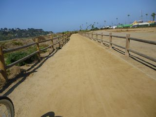 Solana Beach condo photo - Neighborhood bike trail
