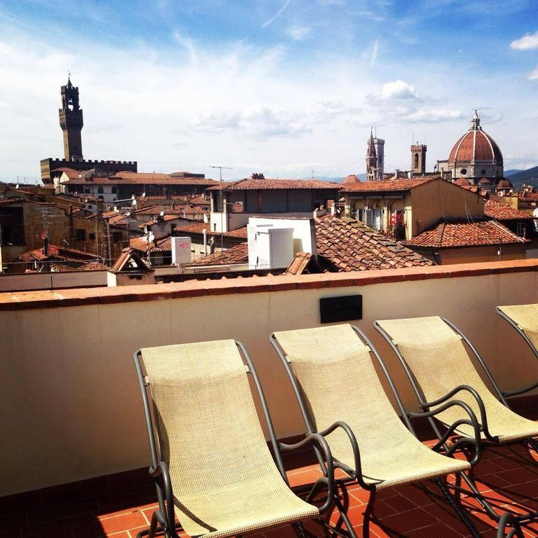 Florence from the roof  - Tintori Terrace