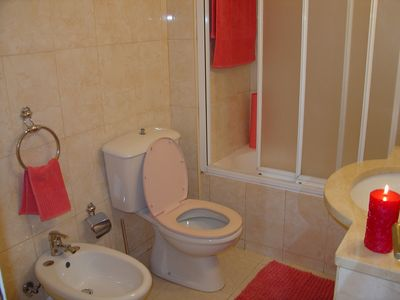 Vitoria apartment rental - Bathroom
