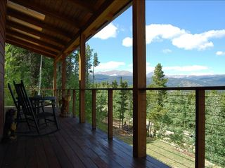 Nederland lodge photo - Upper Deck View