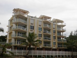 Rincon apartment photo - Condo from Beach view