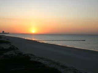 Biloxi condo photo - Watch Beautiful Sunrises from the Balcony!