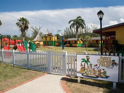Childrens Village no charge from 4 to 9 years old