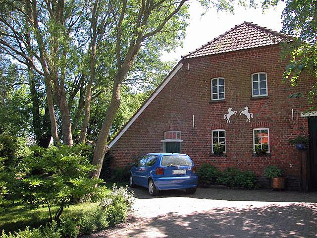 Holiday home 2-8 Pers. in restored farmhouse with garden