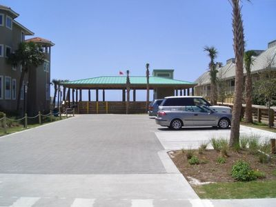 New Pavillion at Beach Access