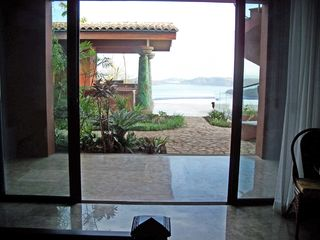 Playa Hermosa house photo - King bedroom, walkout,, private bath