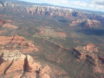 Just a short drive to Sedona -- 2 hours