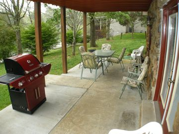 rear covered patio